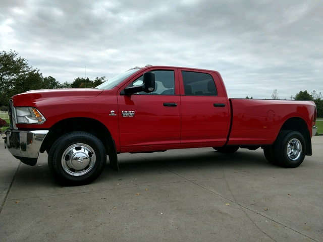 Picture of 2012 Ram 3500 ST 8 ft. Bed DRW 4WD