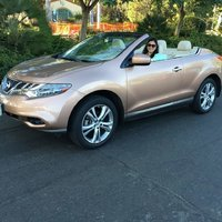 Picture of 2012 Nissan Murano CrossCabriolet Base, exterior, gallery_worthy
