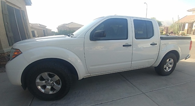Picture of 2012 Nissan Frontier SV V6 King Cab