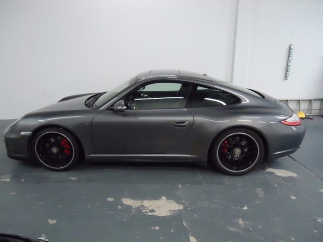 Picture of 2011 Porsche 911 Carrera 4 AWD Cabriolet