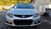 Picture of 2012 Honda Civic Coupe Si w/ Summer Tires, exterior, gallery_worthy