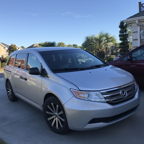 Picture of 2012 Honda Odyssey LX