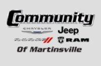 Community CDJR of Martinsville logo