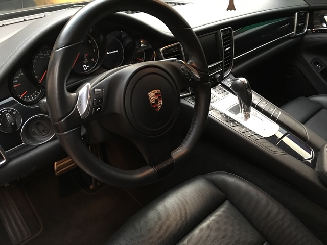 Picture Of 2011 Porsche Panamera Sedan Interior Gallery Worthy