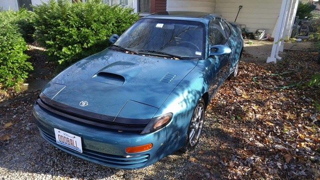 Picture of 1992 Toyota Celica All-Trac Turbo AWD Hatchback