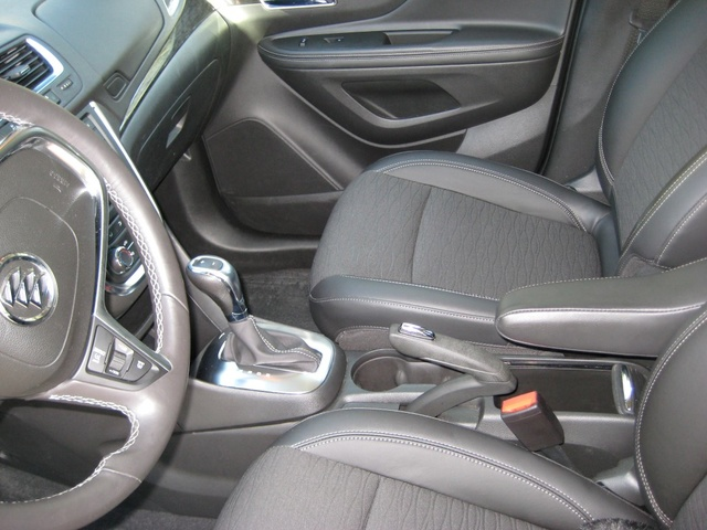 Picture Of 2015 Buick Encore FWD, Interior, Gallery_worthy
