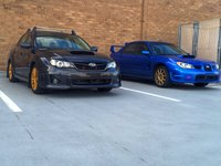 Picture of 2011 Subaru Impreza WRX Limited, exterior, gallery_worthy