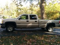 Picture of 2007 Chevrolet Silverado Classic 2500HD Work Truck Crew Cab LB 4WD, exterior, gallery_worthy