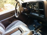 Picture of 2007 Chevrolet Silverado Classic 2500HD Work Truck Crew Cab LB 4WD, interior, gallery_worthy