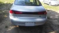 Picture of 2001 Ford Escort 4 Dr STD Sedan, exterior, gallery_worthy