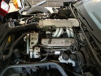 Picture of 1988 Chevrolet Corvette Convertible, engine, gallery_worthy