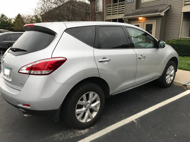 Picture of 2011 Nissan Murano S AWD