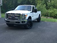 Picture of 2011 Ford F-350 Super Duty Lariat SuperCab 4WD, exterior, gallery_worthy