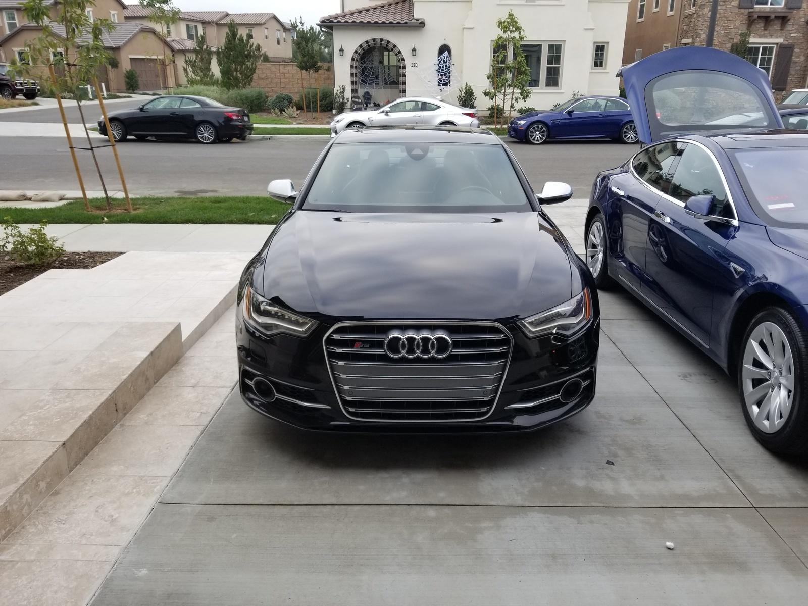 Kekurangan Audi S6 2013 Review