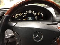 Picture of 2005 Mercedes-Benz CL-Class CL 500 Coupe, interior, gallery_worthy