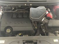 Picture of 2008 Lincoln MKX FWD, engine, gallery_worthy