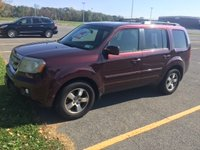 Picture of 2009 Honda Pilot LX, exterior, gallery_worthy