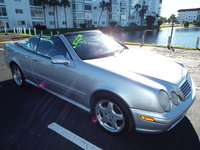 Picture of 2001 Mercedes-Benz CLK-Class CLK 430 Convertible, interior, gallery_worthy