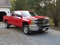 Picture of 2016 Chevrolet Silverado 2500HD Work Truck Crew Cab SB, exterior, gallery_worthy