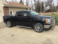Picture of 2011 GMC Sierra 1500 SLT Ext. Cab 4WD, exterior, gallery_worthy