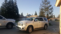 Picture of 2008 Toyota Sequoia Platinum, exterior, gallery_worthy