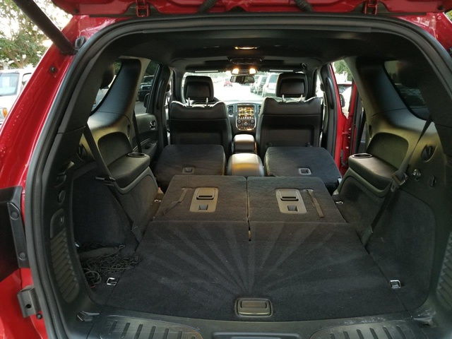 Dodge Durango R T Pic X on 2014 Dodge Durango Interior