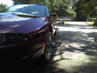 Picture of 1995 Oldsmobile Aurora 4 Dr STD Sedan, exterior, gallery_worthy
