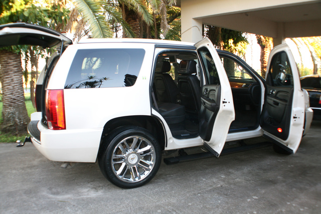 Picture of 2012 Cadillac Escalade Hybrid Platinum 4WD