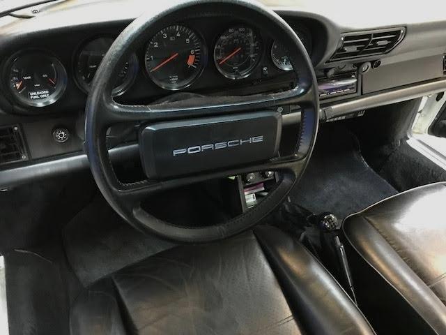 1986 Porsche 911 Interior Pictures Cargurus