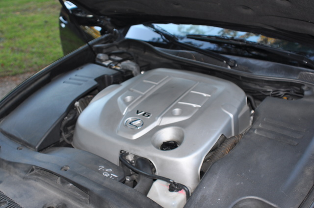 Picture of 2006 Lexus GS 300 RWD, engine, gallery_worthy