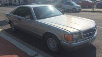 1983 Mercedes-Benz 500-Class Overview