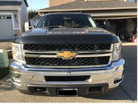 Picture of 2013 Chevrolet Silverado 3500HD LT Crew Cab 4WD, exterior, gallery_worthy