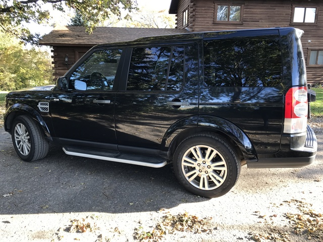 Picture of 2011 Land Rover LR4 Base