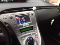 Picture of 2013 Toyota Prius Persona Series SE, interior, gallery_worthy