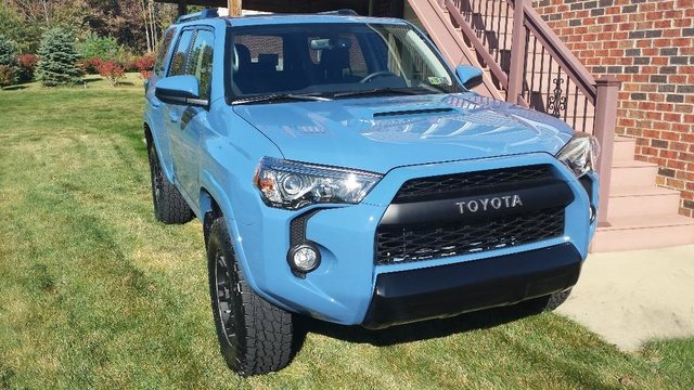 Picture of 2018 Toyota 4Runner TRD Pro 4WD