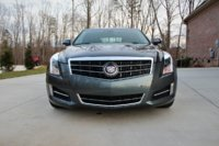 Picture of 2013 Cadillac ATS 3.6L Premium AWD, exterior, gallery_worthy