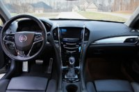 Picture of 2013 Cadillac ATS 3.6L Premium AWD, interior, gallery_worthy