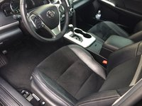 Exceptional Picture Of 2014 Toyota Camry SE V6, Interior, Gallery_worthy