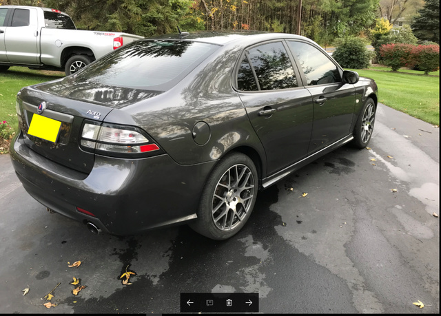 Picture of 2010 Saab 9-3 Aero XWD