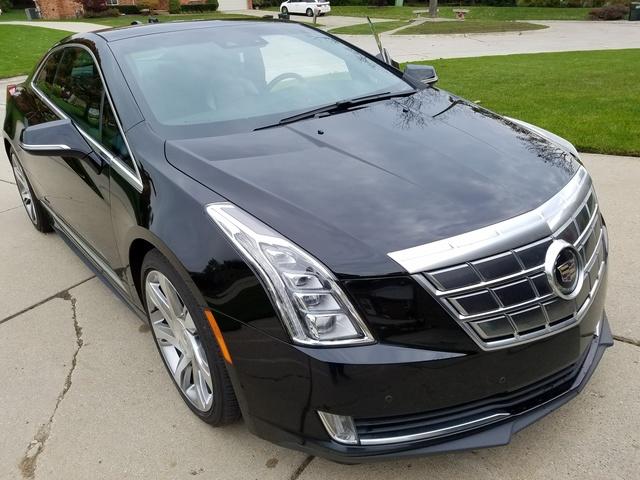 2014 Cadillac ELR - Pictures - CarGurus