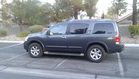 Picture of 2012 Nissan Armada Platinum, gallery_worthy