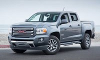 Picture of 2015 GMC Canyon SLE Crew Cab 4WD, gallery_worthy