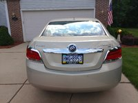 Picture of 2011 Buick LaCrosse CXL FWD, gallery_worthy