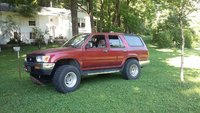 Picture of 1995 Toyota 4Runner 4 Dr Limited 4WD SUV, gallery_worthy