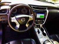 Picture of 2015 Nissan Murano Platinum AWD, interior, gallery_worthy