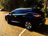 Picture of 2015 Nissan Murano Platinum AWD, exterior, gallery_worthy