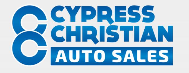 Cypress Auto Sales: CYPRESS CHRISTIAN AUTO SALES