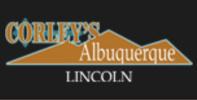 Corley's Albuquerque logo