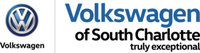 Volkswagen of South Charlotte logo