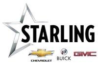 Starling Chevrolet Buick GMC logo